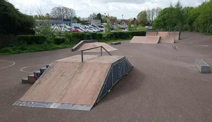 Car parking review brings suggestion to move skate park
